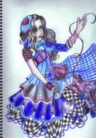 Skirt by SonjaFunnell