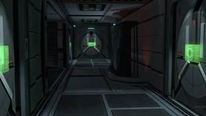 (NR) Crew Deck: Floor 1