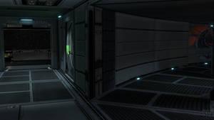 (NR) Crew Deck: Floor 2
