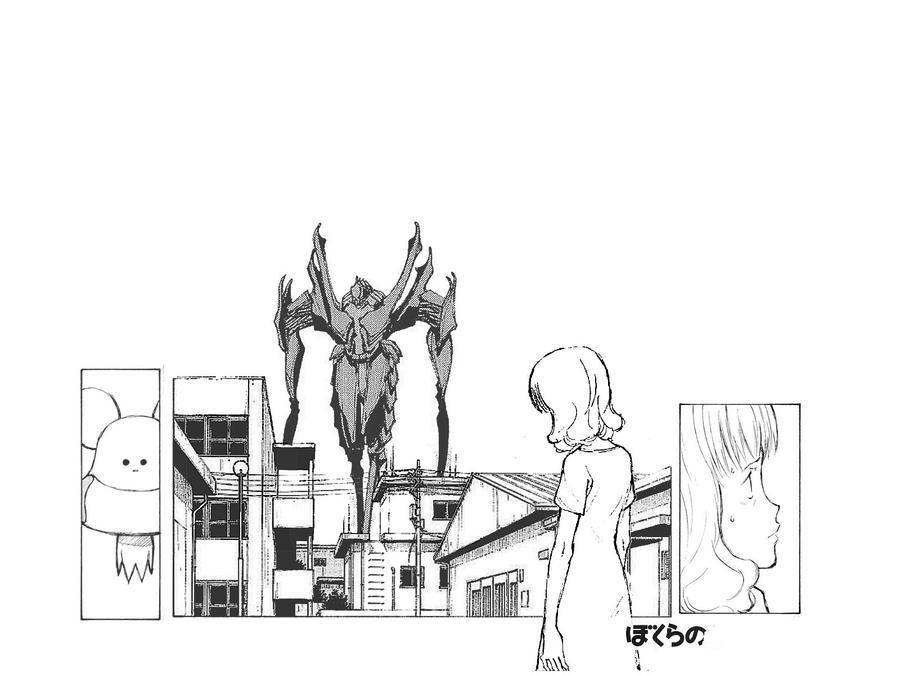 bokurano wp1 aiko tokosumi by fleischwolf on DeviantArt | {Fleischwölfe 15}