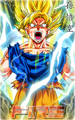Son Goku by YumeNoAnima