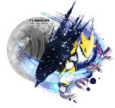 Renamon by YumeNoAnima