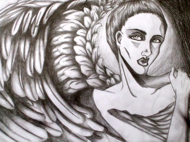 Heaven through her eyes by Indiegirl9234
