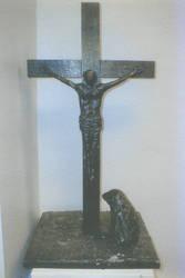 Crucified Jesus by ARDM