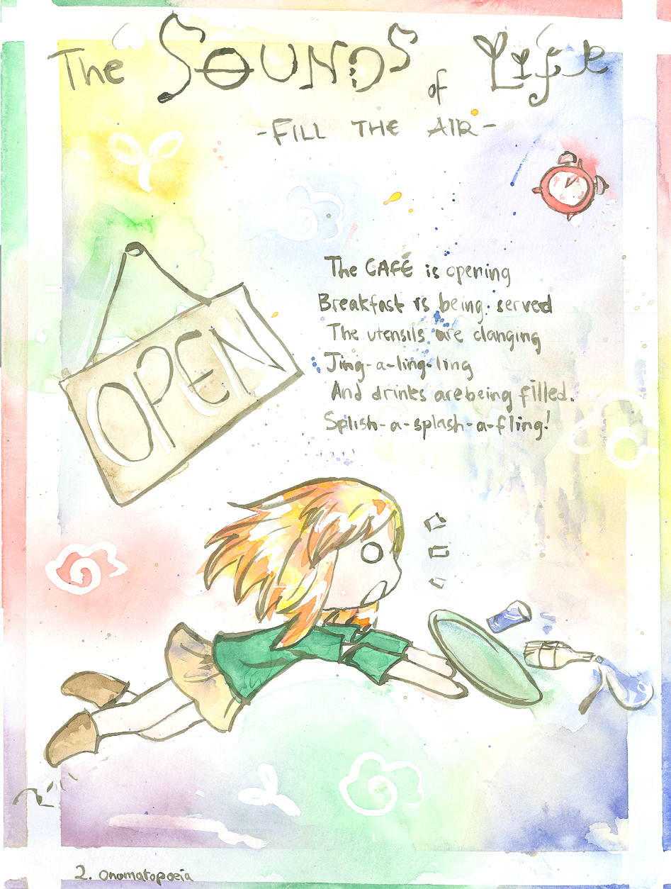 Poetry: Onomatopoeia