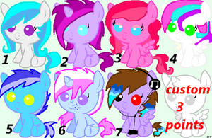 mlp adopts 1 point [[OPEN]]