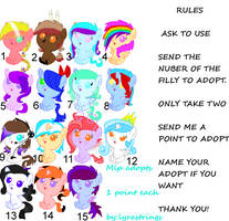 Mlp 1 Point Adotion [[CLOSED]]