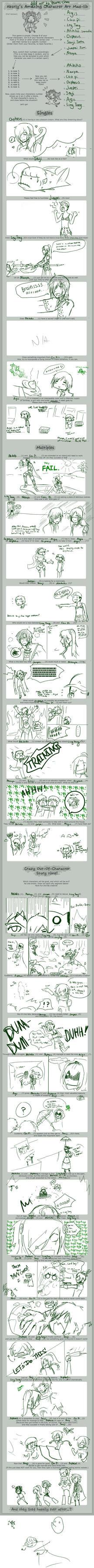 Character Art Mad-Lib by Pharos-Chan