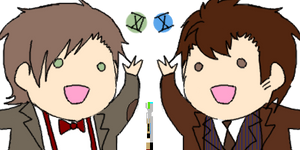 The 10th and 11th icons by Pharos-Chan