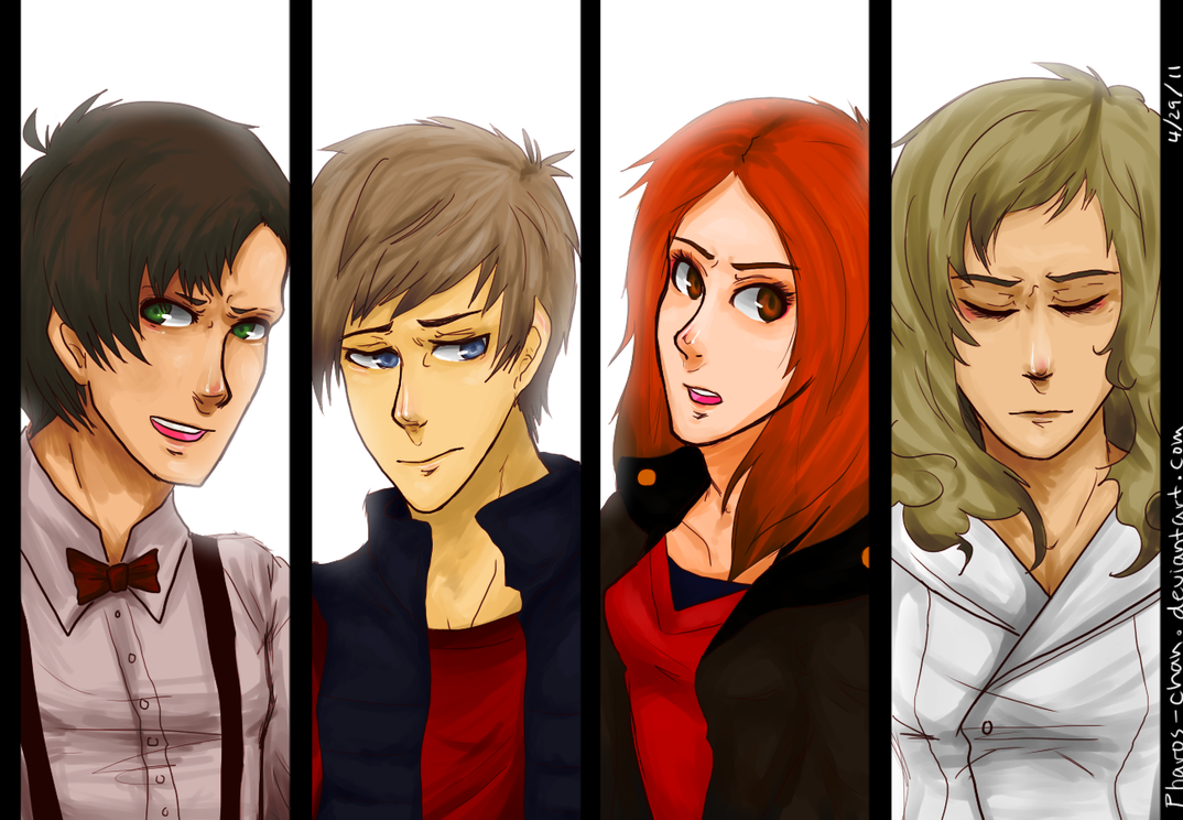 Doctor Who 2011 by Pharos-Chan
