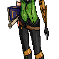 cyrus Pixel Animation by Pharos-Chan