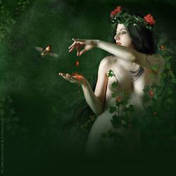 My little berry taste by Eireen