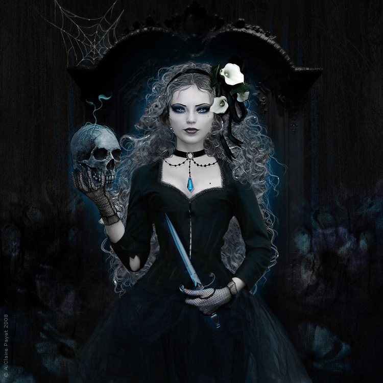 Memento Mori by Eireen