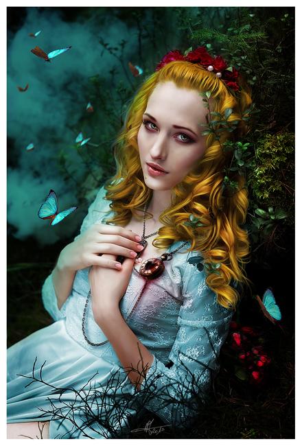 Wonderland by Eireen