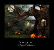 Pumpkin Day by Eireen