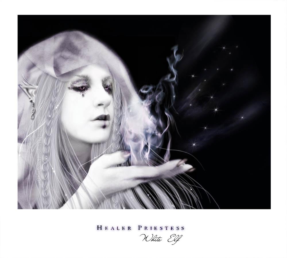 Healer - Priestess-Elf serie