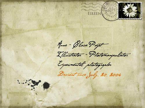 letter ID by Eireen