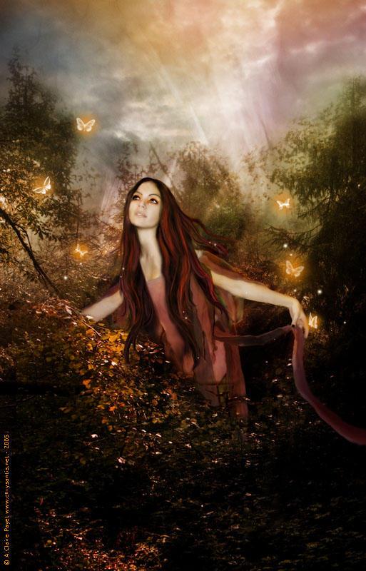 Autumn Legend by Eireen