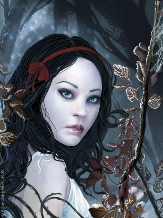 Snow White by Eireen