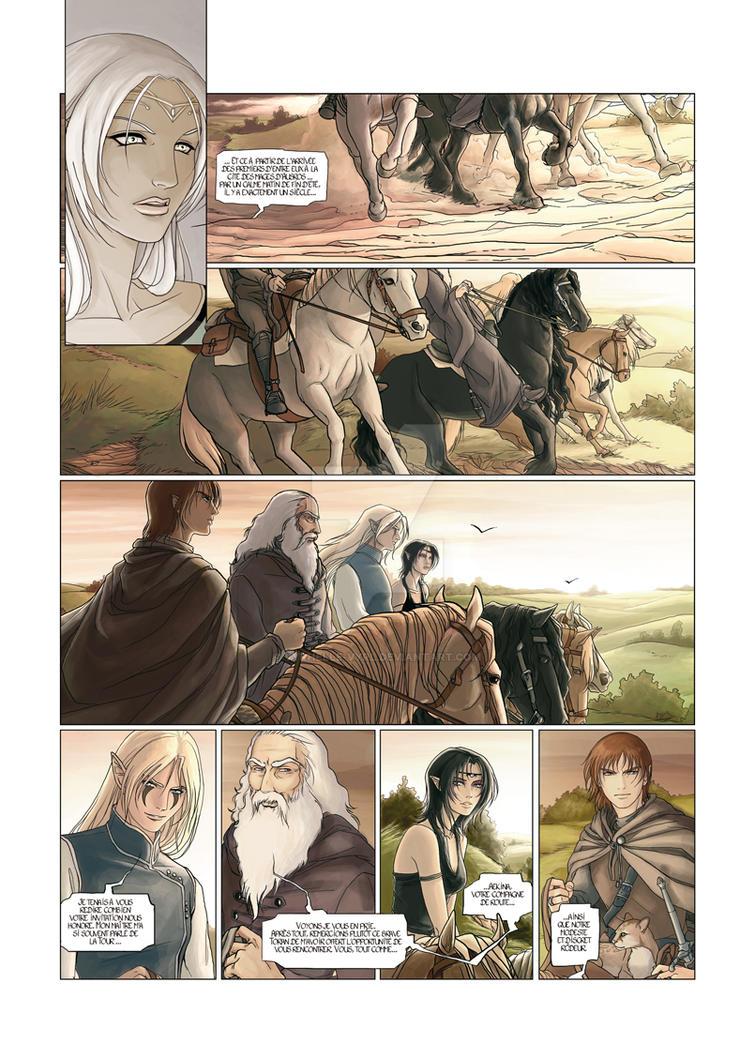 Chronicles of Arcea page 7 by Vyrhelle-VyrL