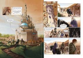Chronicles of Arcea p.8+9