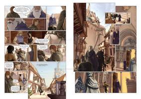 Chronicles of Arcea  p.10+11