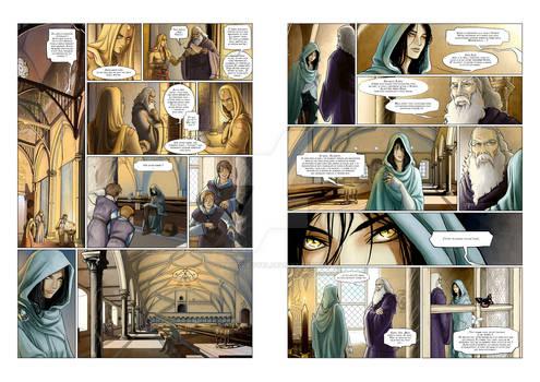 Chronicles of Arcea  p.12+13