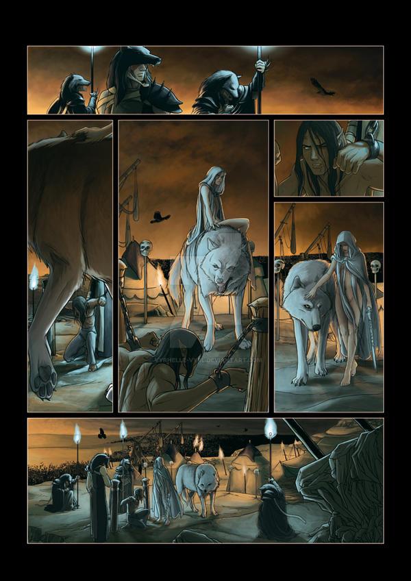 Chronicles of Arcea page 2 by Vyrhelle-VyrL