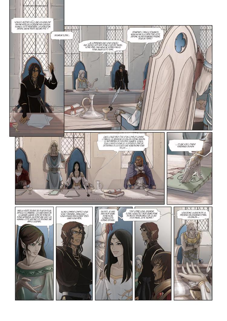 Chronicles of Arcea page 4 by Vyrhelle-VyrL