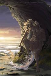 De sel, de chair et de runes by Vyrhelle-VyrL