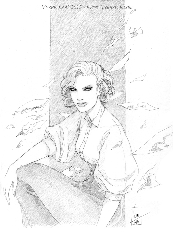 Octavia by Vyrhelle-VyrL