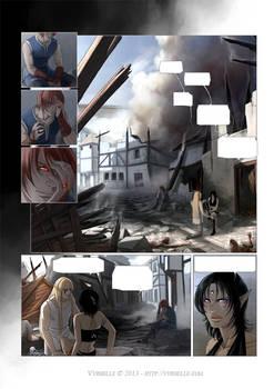 Les Chroniques d'Arcea Livre 2, page 8