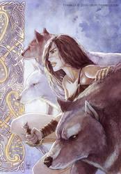 Cover of Sketchbook 3 by Vyrhelle-VyrL