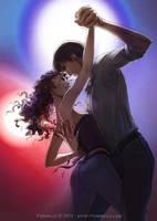 First tango by Vyrhelle-VyrL