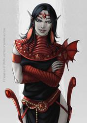 Narikia, the Bloody Lady
