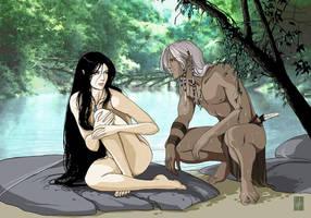 Elwen et Katarn