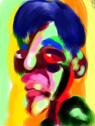 painting by Jareth-AladdinSane