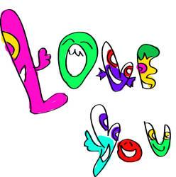 love you by Jareth-AladdinSane