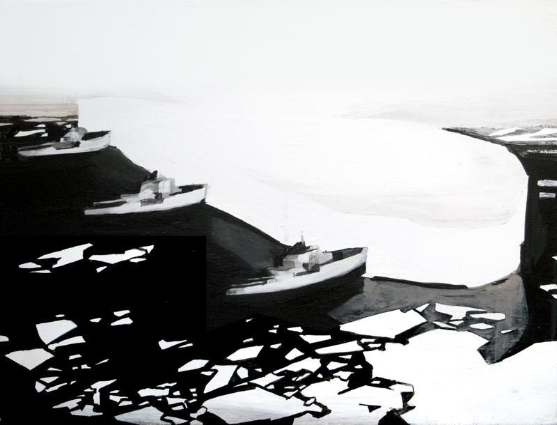 iceberg by gnomzdziupli