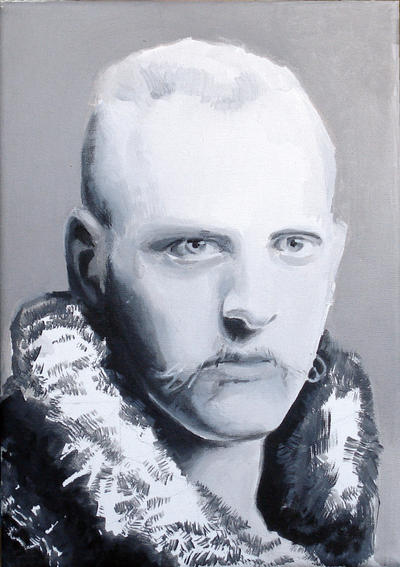Fridtjof Nansen by gnomzdziupli