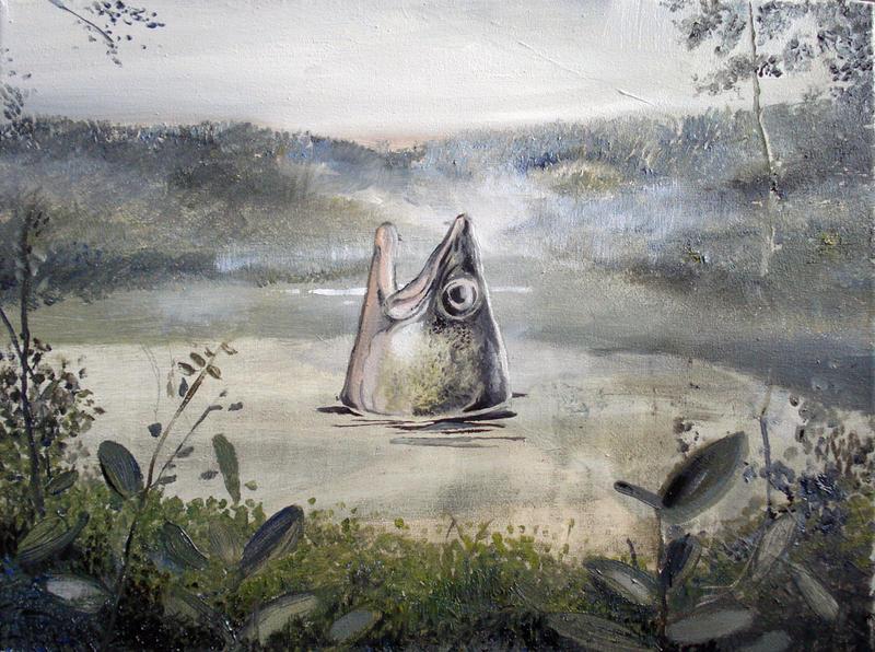big fish by gnomzdziupli