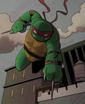 Raph On Patrol