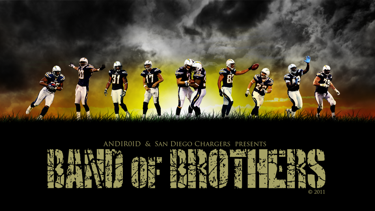 San Diego Band Of Brothers By Andig3n On Deviantart