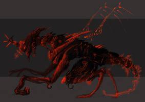 Arcane Dragon by SprinKah