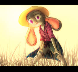 [Zootopia] Hey uh...mister? by SprinKah