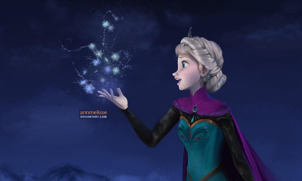 snow queen elsa frozen - photo #3