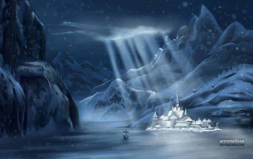 Frozen: Kingdom of Arendelle by annmelisse on DeviantArt
