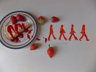 Strawberry Fields Forever by NadienSka