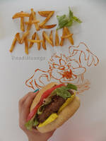 Taz-Mania by NadienSka