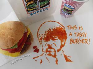 Big Kahuna Burger 'Mmm...This is a tasty burger!'